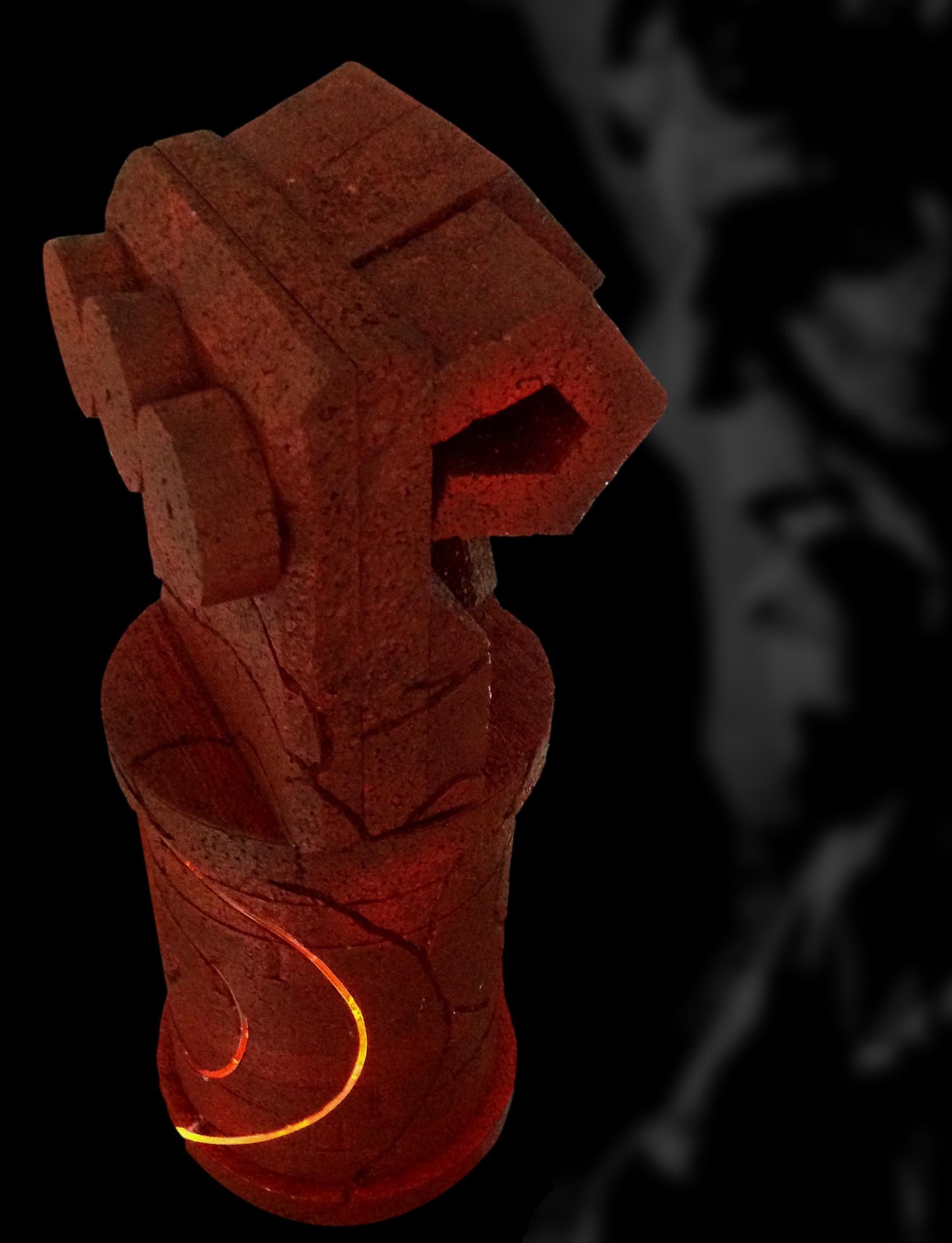 Hellboy's - Illuminating Right Hand of Doom (RHOD)