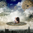 Photoshop tutorial: Clocks are ticking, time is passing
