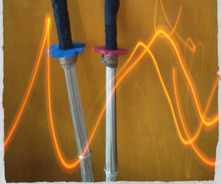 Kendo Inspired Training Sword