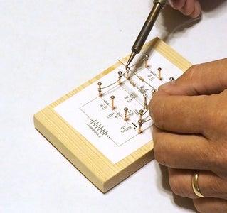 Install Your Resistors