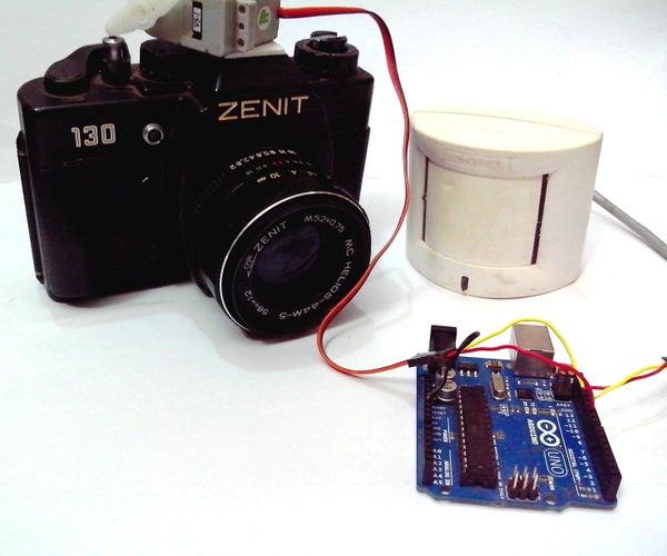 Motion Triggered Camera