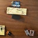 """Arduino+PICAXE = """"robot"""" umpire!"""