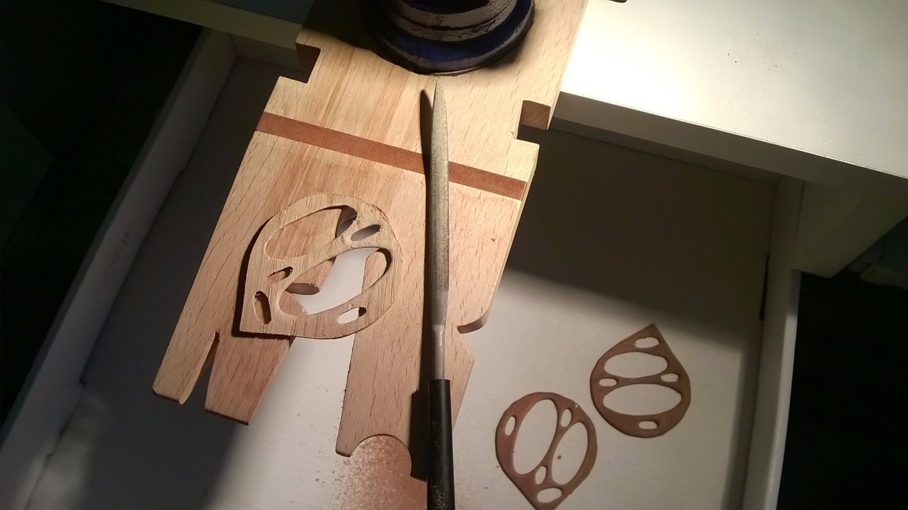 Cutting, Shaping and Beveling