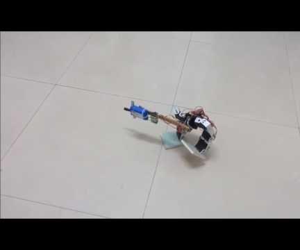 StriderBot - Robot Moves