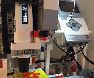 NEW EV3Dprinter: LEGO MINDSTORMS 3D Printer (3rd Generation)