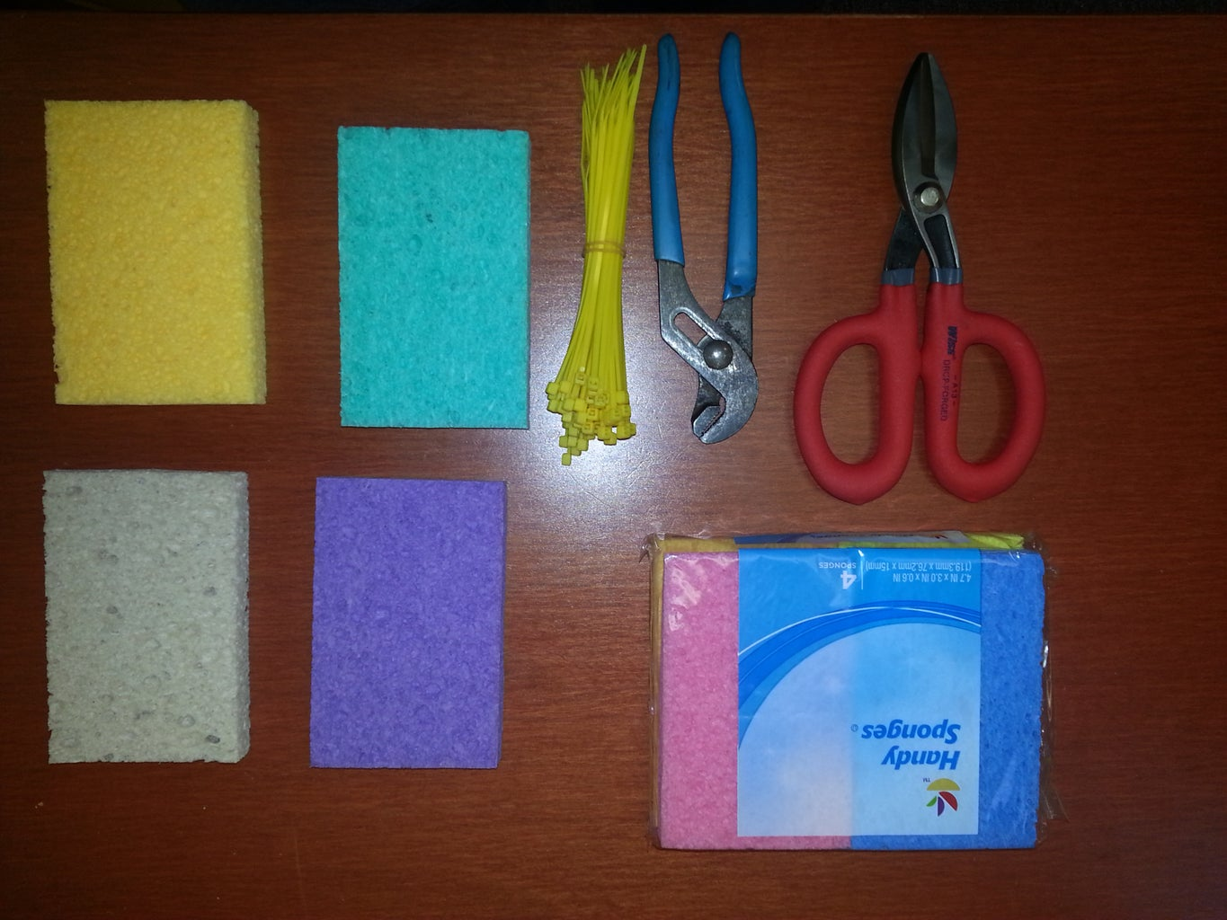 Material and Supplies