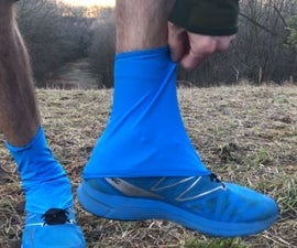 Ultralight Trail Run / Hiking Gaiters