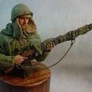 Painting Vasily (Jude Law)