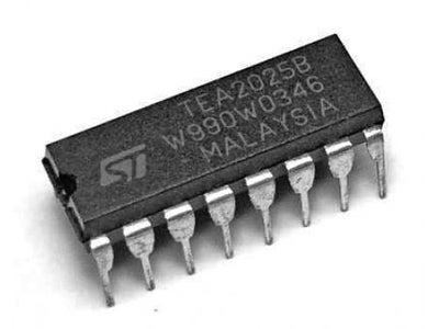 How to Make Guitar Amp Circuit - Tea2025b