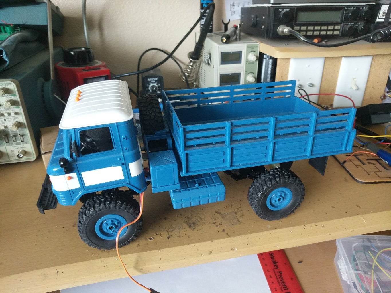 Building the Truck Part 2
