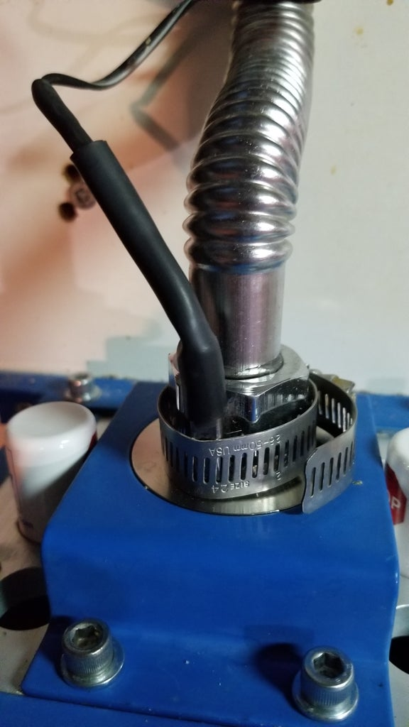 Attach Plumbing and Sensor