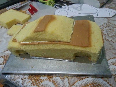 Bake the Cake and Shape It