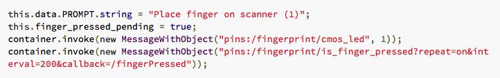 Fingerprint Processing