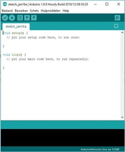 Downloading Arduino