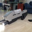 How To Make a Halo MA5C Assault Rifle Prop