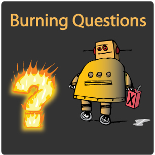 How To Enter Burning Questions: Round 4