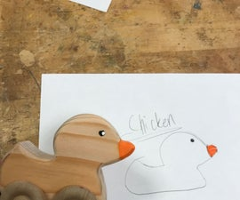 How to Make a Wooden Toy