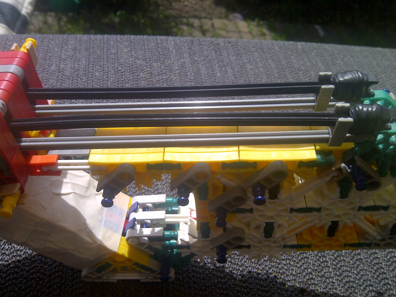 Knex Double Barrel Break Action Shotgun