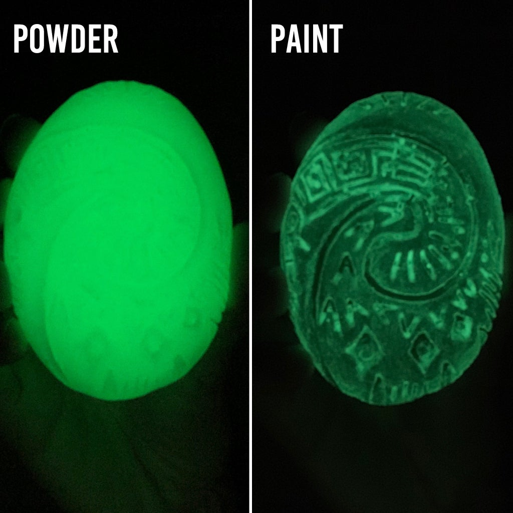Comparing the Glow