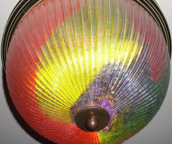 Lite Bright Dome Light :: by ThriftStoreRemix