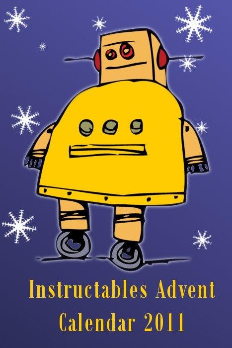 Instructable Advent Calendar 2011!