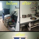 Art Room Makeover