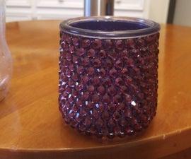 Jeweled Yogurt Jar!