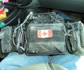 Survival Belt Kit