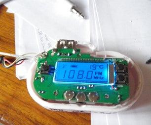 Alternative Hack for FM Transmitter