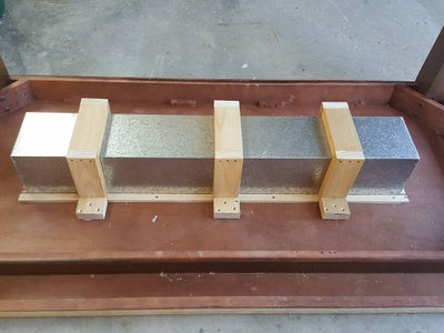 Add Trough to Table