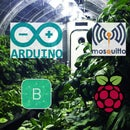 Automated/Connected Greenhouse