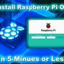 How to Install RASPBERRY PI OS on MicroSD Card Using Raspberry Pi Imager