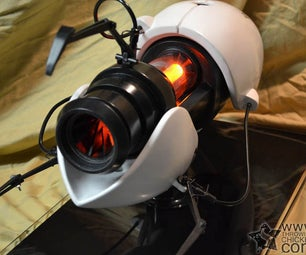 Building a 1:1 Scale Portal Gun With Lights