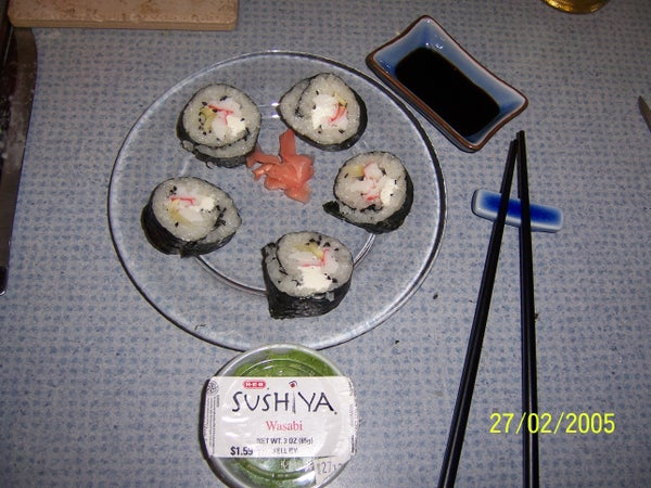 How to Make Sushi!!! Maki Style (rolled Sushi)