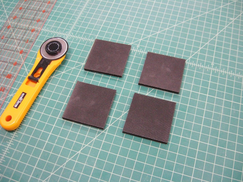 Add Wheels and Non-slip Padding