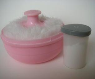 Homemade Deodorant/Antiperspirant (Updated Version)