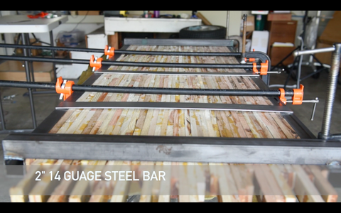 Framing the Table in Steal