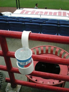 PVC Cup Holder