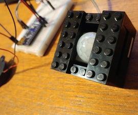 Lego PIR Housing 6x6