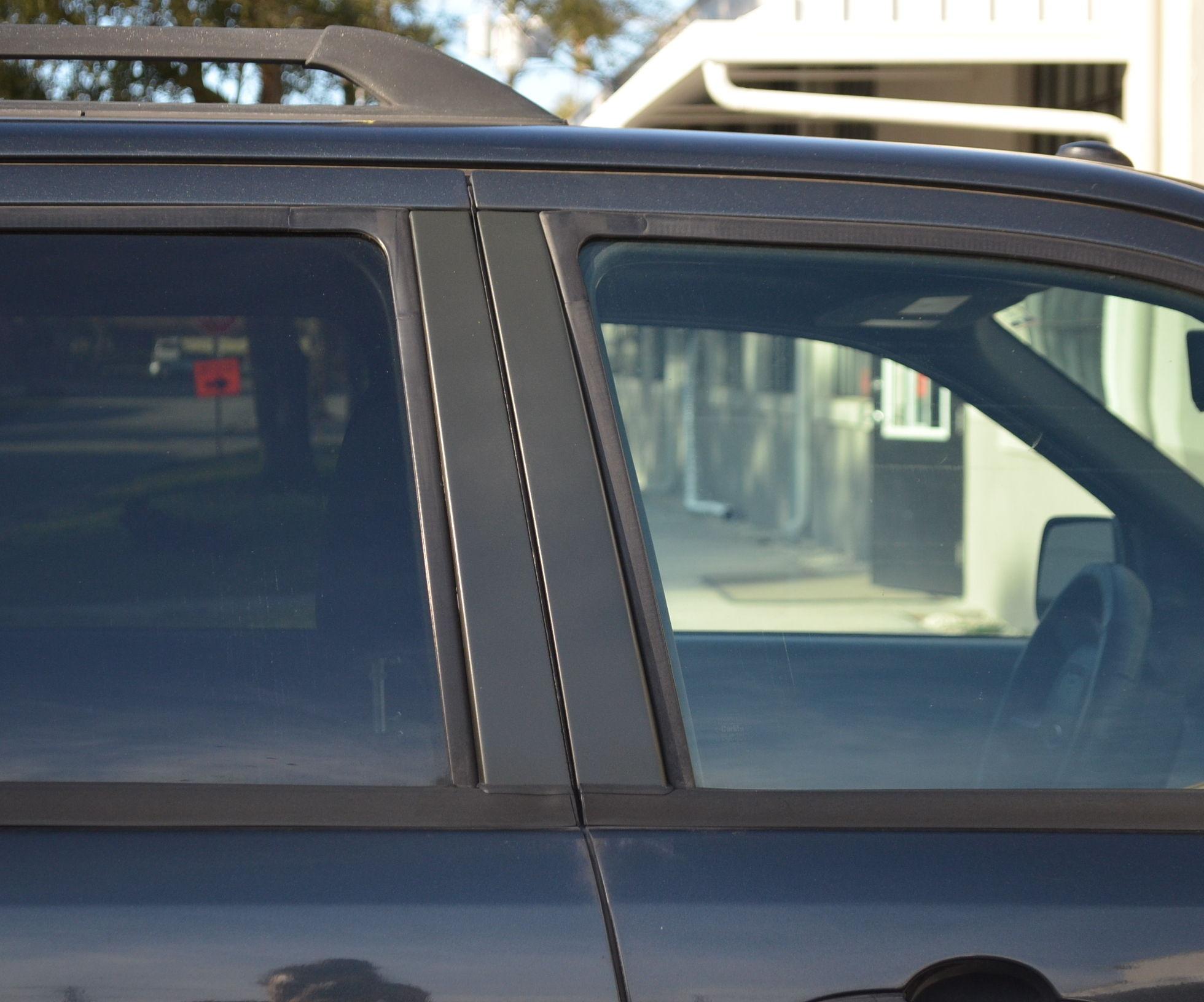 Car Door Frame Pillar Repaint