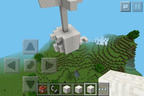 Minecraft Helicopter