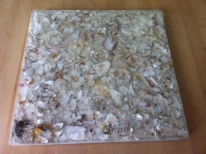 Oyster Shell Tiles