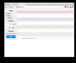 Arduinolyzer.js: Turn Your Arduino Into a Logic Analyzer