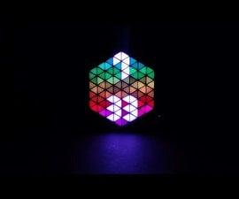RGB HexMatrix | IOT Clock