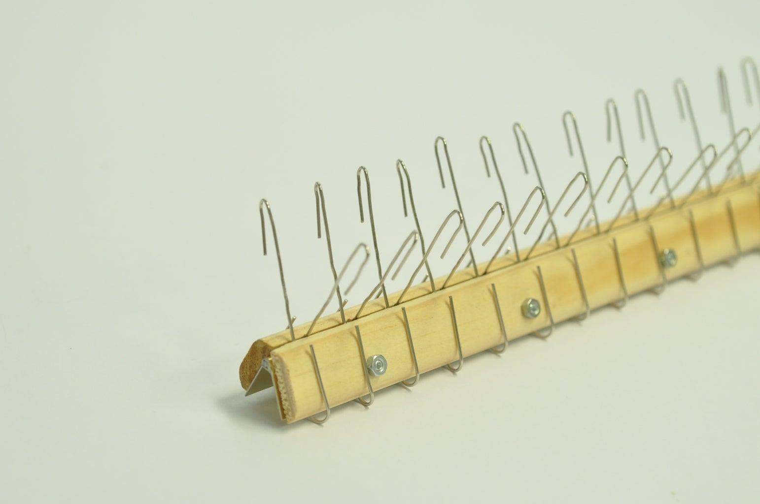 Assemble the Comb
