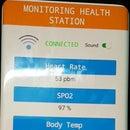 Patient Monitor Using Arduino Uno