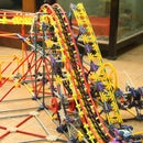 Knex Roller Coaster - Jetscream