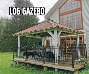 Log Gazebo