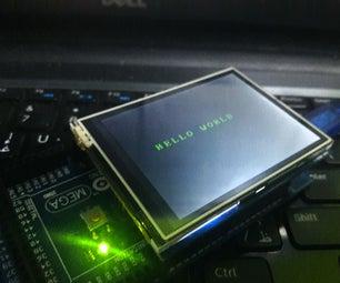 Using Tft Itead 2.8 Arduino UNO Sheild on MEGA