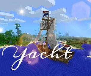 Minecraft PE - Yacht